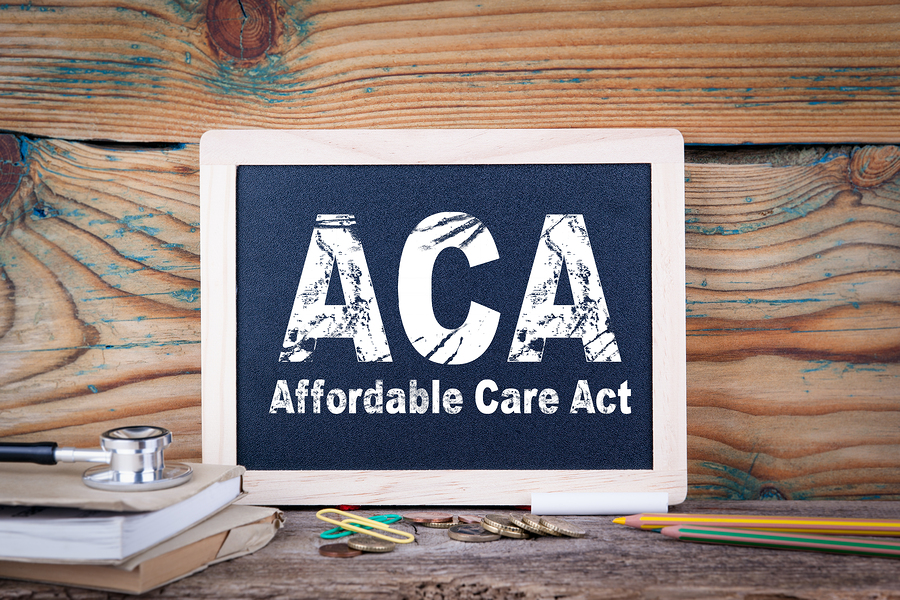 aca affordable care act.