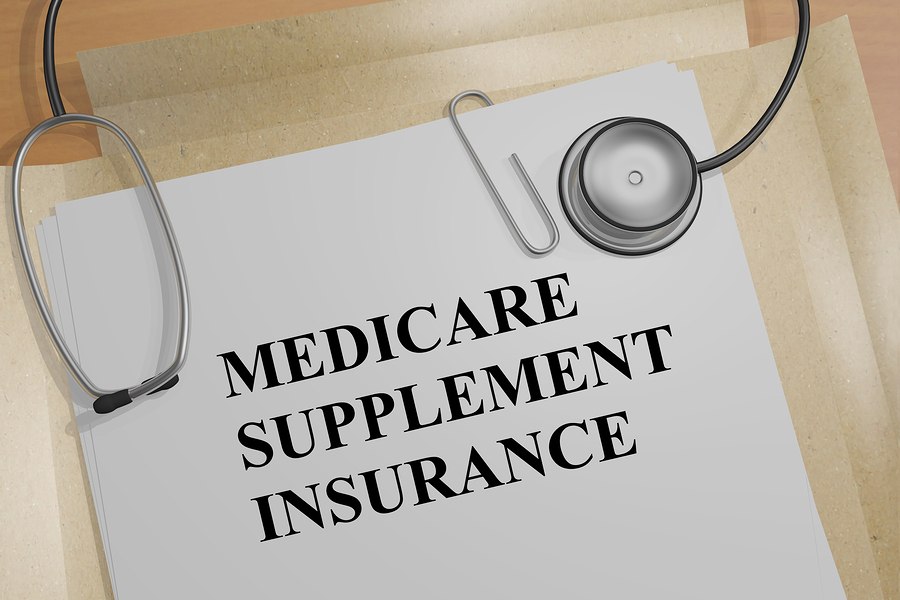Medicare Supplement Insurance - Medical Concept