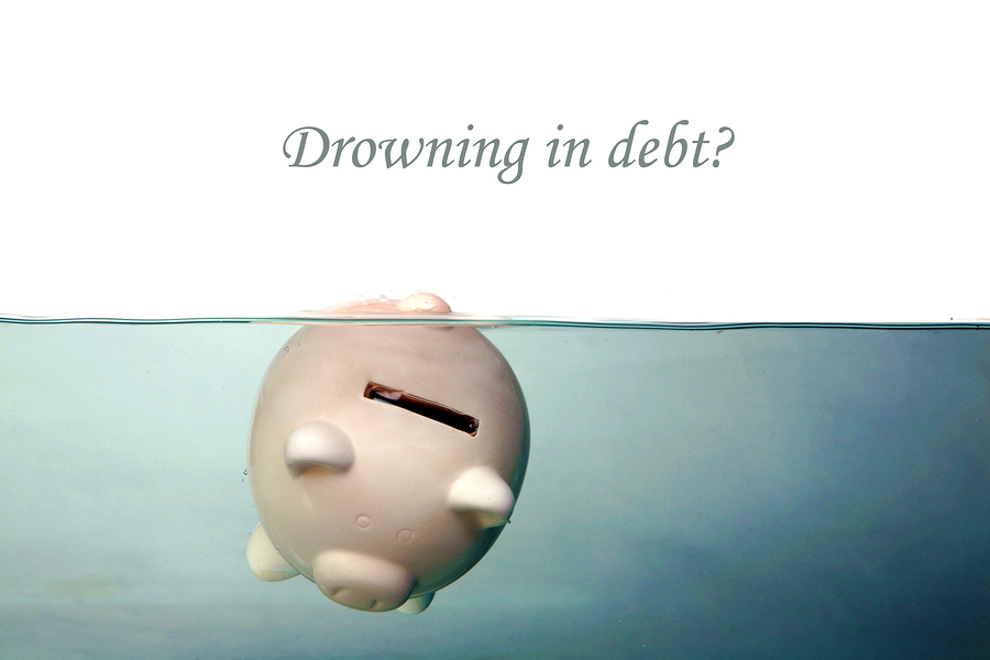 Health Insurance and Debt